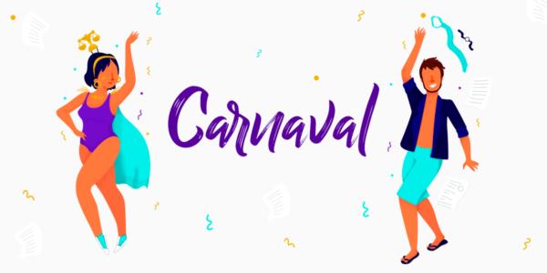 funcionamento dos órgãos jurídicos no carnaval