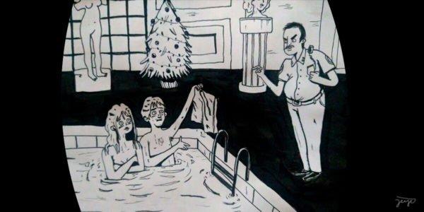 cronica-deborah-salomao-namorado-calcao-frouxo-ilustração