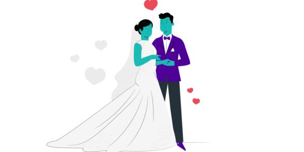 Casamento e divórcio online crescem na pandemia